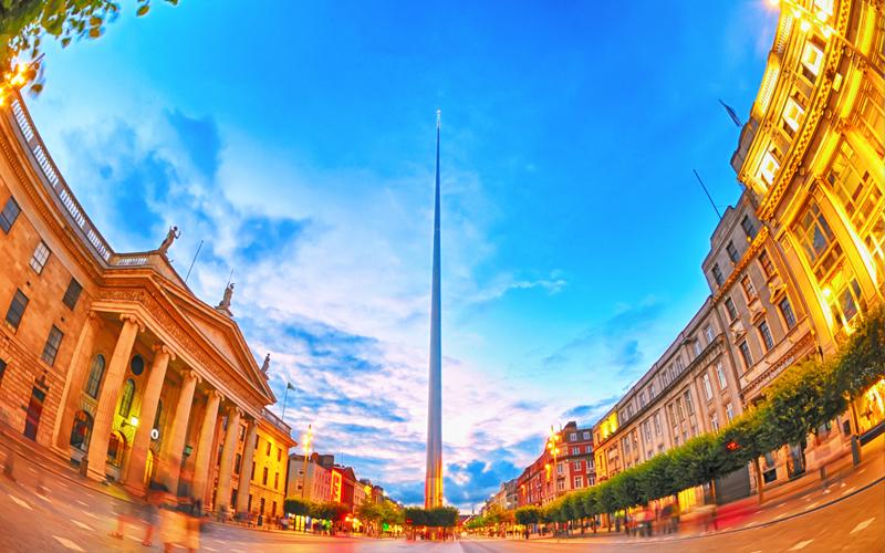 O'Connel Street - Dublin