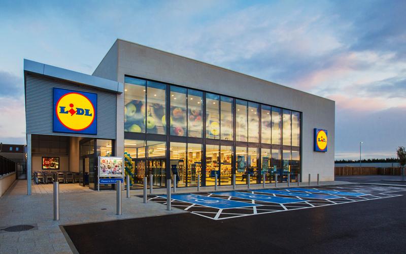 LIDL Supermercados da Irlanda