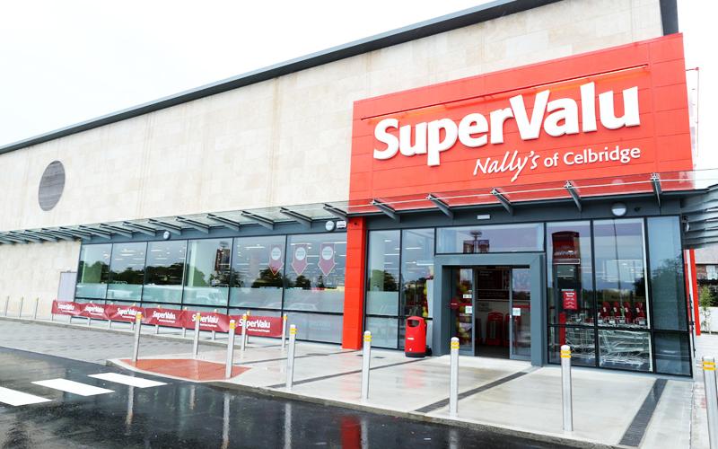 Supervalu Supermercados da Irlanda