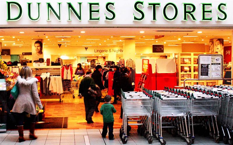 Dunnes Supermercados da Irlanda