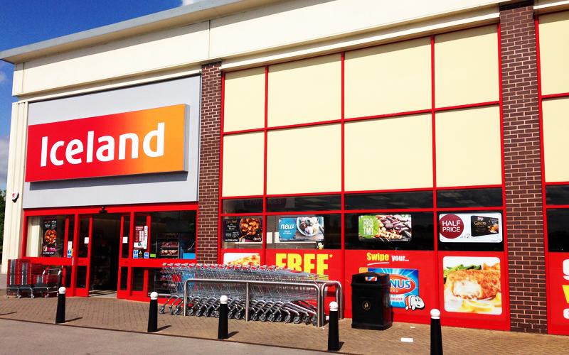 Iceland Supermercados da Irlanda