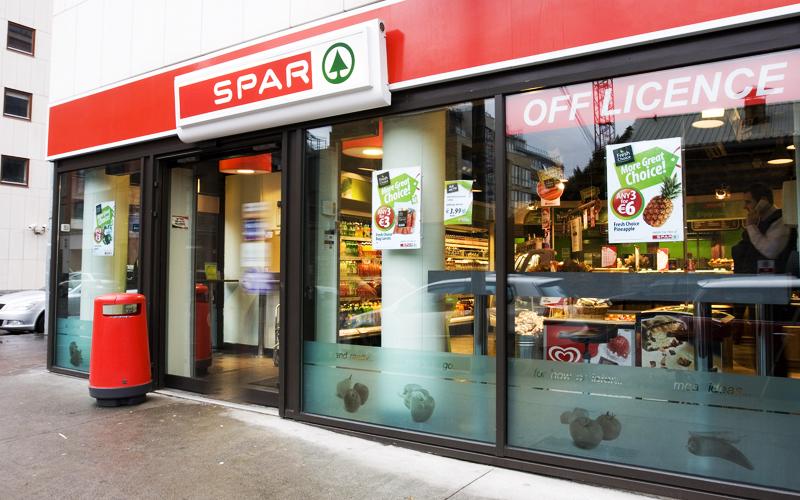 Spar Supermercados da Irlanda