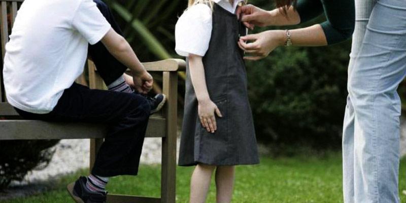 uniforme infantil irlanda