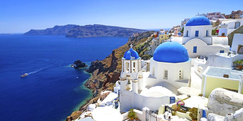 Que tal conhecer a ilha de santorini grecia