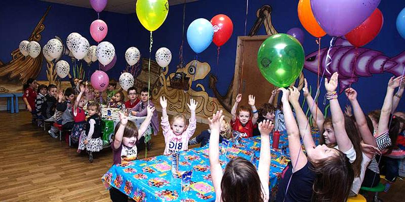 festa crianca irlanda