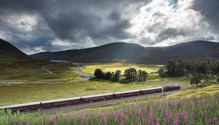 Belmond Royal Scotsman: As Terras Altas da Escócia