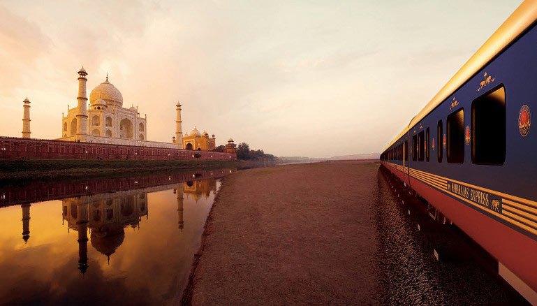Expresso Maharajas: De Delhi à Mumbai