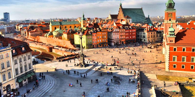 Varsóvia Polonia