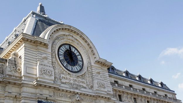 Museu Dorsay, Paris