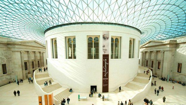 Museu Britanico, Londres