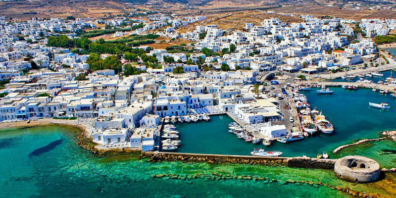As melhores ilhas da europa
