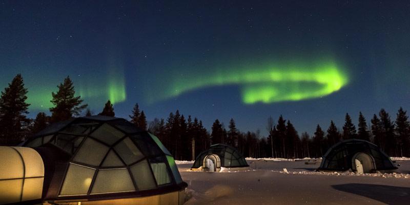 Igloo-Village - Finlândia