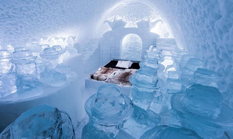 Ice Hotel - Suécia