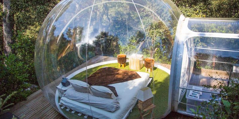 Bubble Hotel - França