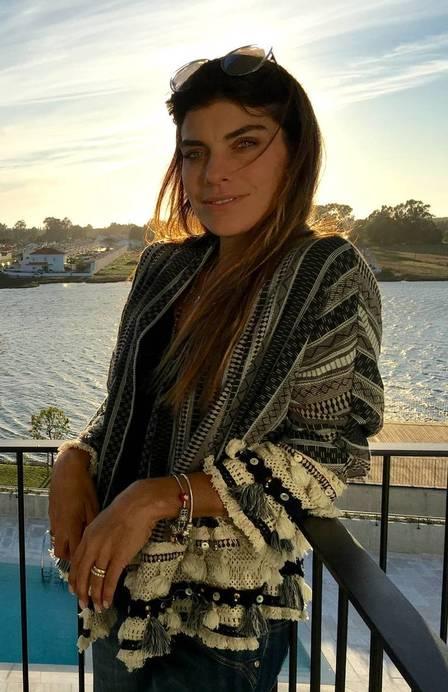 Joana Balaguer se mudou para Portugal em 2010 e não pensa em voltar