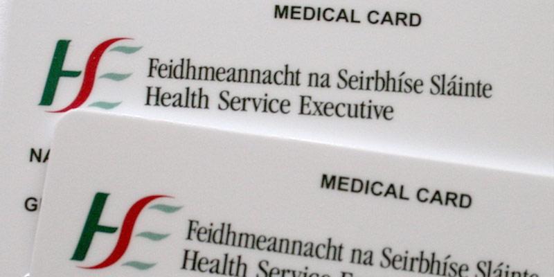 medical card_ irlanda