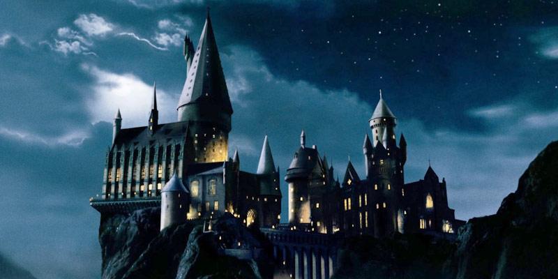 castelo harry potter
