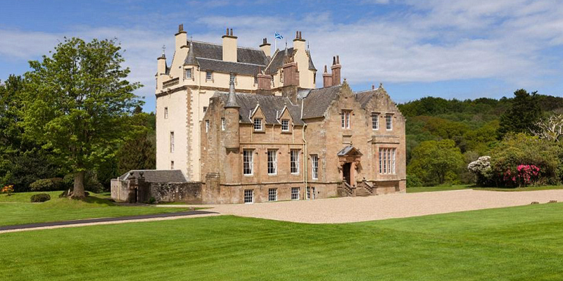 castelo escocia