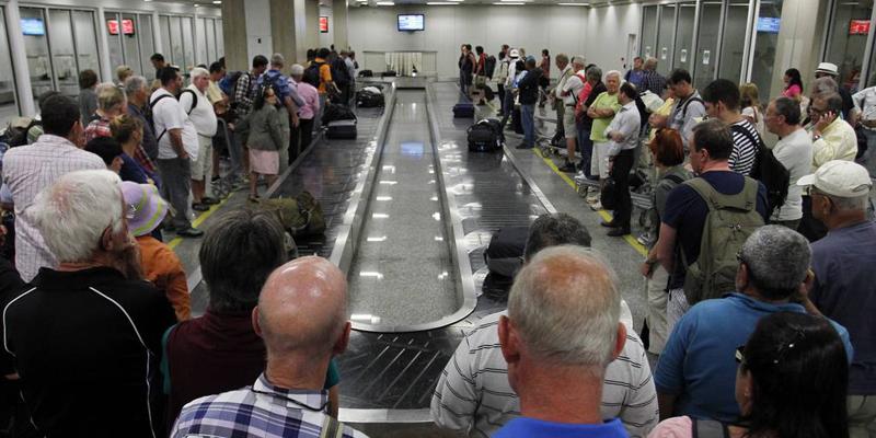 passageiros voo