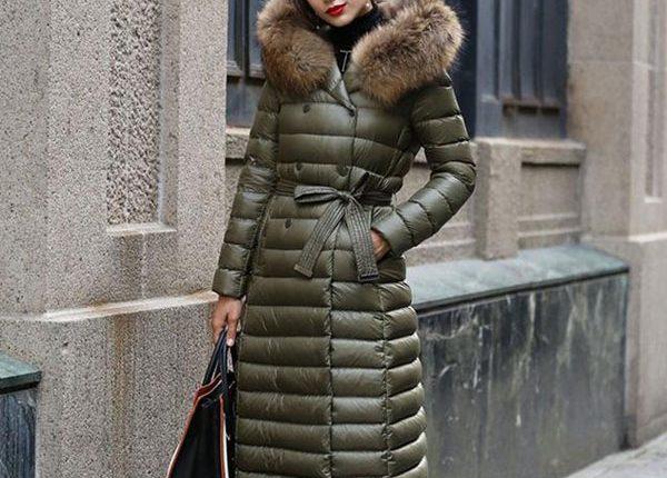 Casaco Feminino, Inverno na Europa