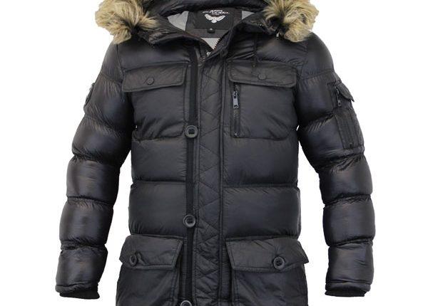 Casaco Masculino, Inverno na Europa