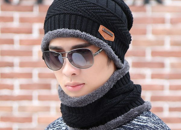 Gorro Masculino, Inverno na Europa