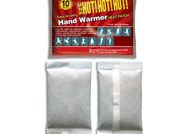 Hand Warmer, Inverno na Europa